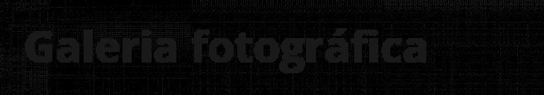 Galeria fotográfica