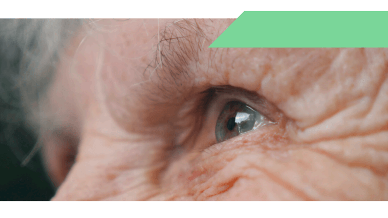 Imagen de difusión del ciclo en que aparece una mujer mayor.