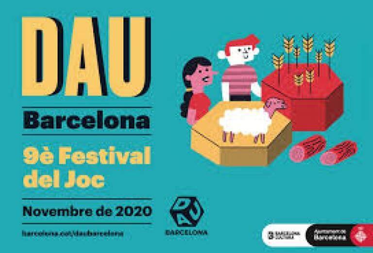 cartel promocional del Dau Barcelona