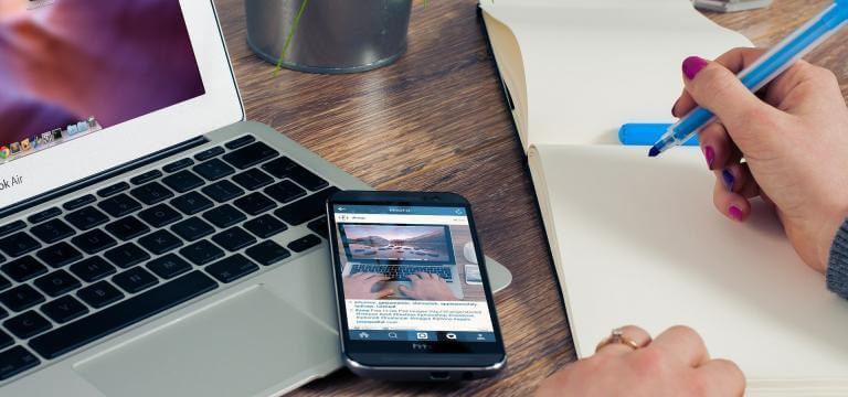 Mòbil i ordinador