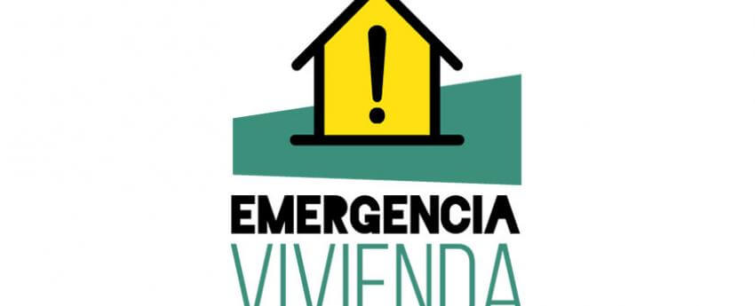 Logo del manifest #EmergenciaVivienda