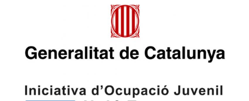 Logotip del SOC, Logotip de la Generalitat de Catalunya i Logotip dels Fons Social Europeu