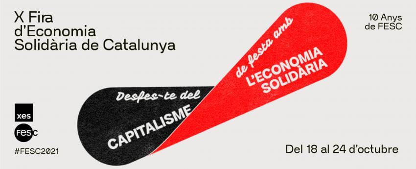 cartell FESC de l'Economia Solidària