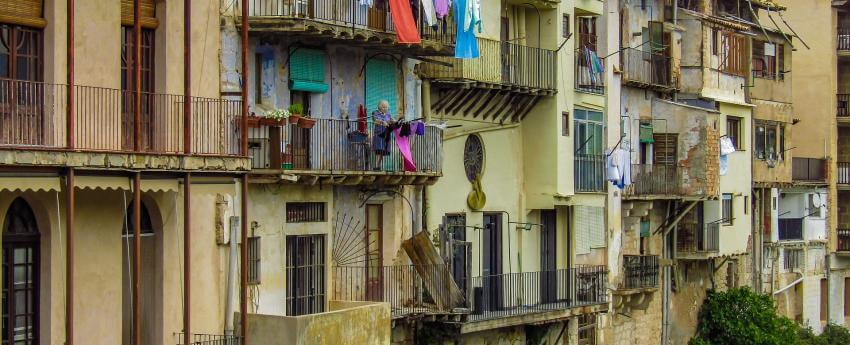 Imagen de edificios de viviendas